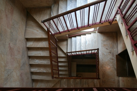 servant staircase